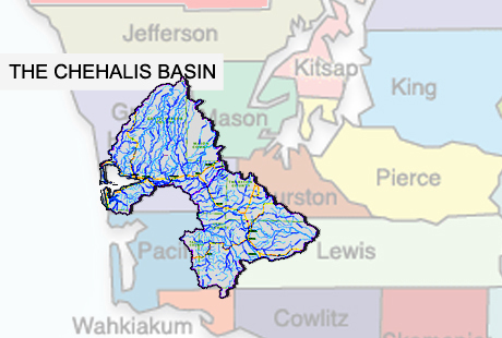 The Area - Chehalis Basin